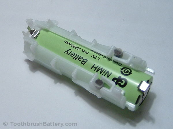 Modify And Replace With Longer Battery Toothbrushbattery Com
