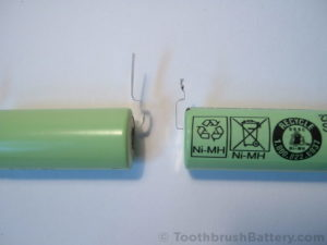 braun-oral-b-triumph-3738-toothbrush-battery-negative-tag-bend