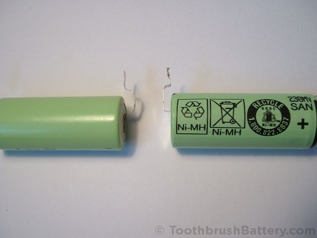 how to change battery in braun oral b toothbrush