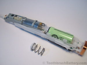 braun-oral-b-triumph-4000-toothbrush-battery-spring-removed