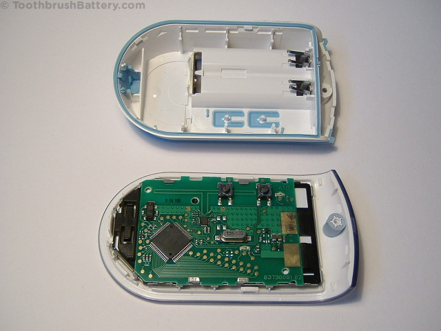 How To Repair A Braun Oral B Wireless Smartguide Toothbrushbatterycom