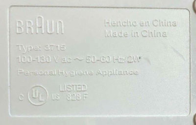 braun-oral-b-3715-charger-markings