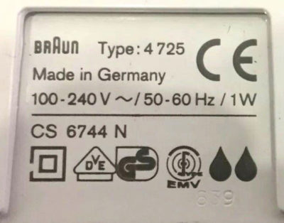 braun-oral-b-4725-charger-markings