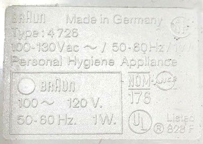 braun-oral-b-4726-charger-markings