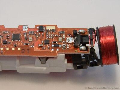 braun-oral-b-type-3766-3767-remove-pcb-mainboard
